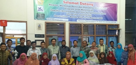 Workshop Revisi dan Pemodelan Kurikulum 2015