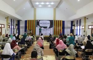 Olimpiade Matematika Math Fair XII 2017 di Kampus FMIPA Unsyiah